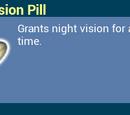 Night Vision Pill