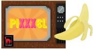 Pixxxel banana