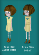 Fran Before and After