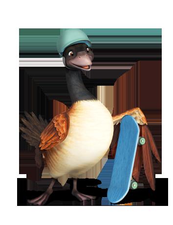 File:GooseSkateboard.png