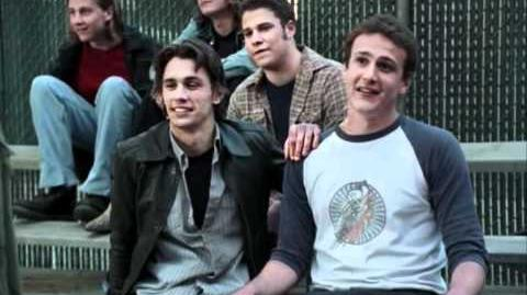 James Franco on Freaks and Geeks (part 1)