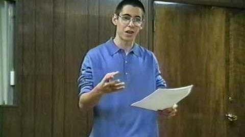 Freaks and Geeks audition, Bill Haverchuck (Martin Starr)
