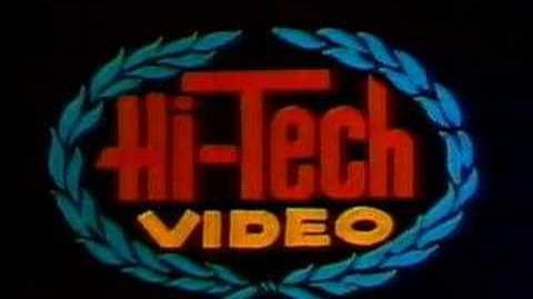 Hi-Tech Video intro