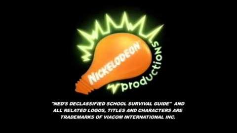Nickelodeon Light Bulb 1996-2007