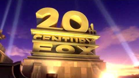 20th Century FOX Home Entertainment logo 2010 USED IN AMERICA!!! 1080p