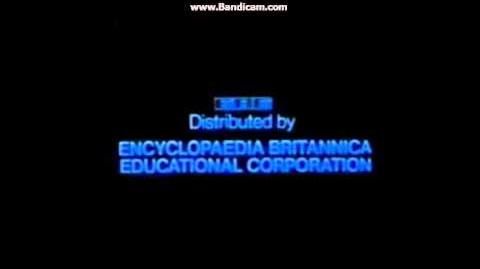 Encyclopaedia Britannica Films & Video Logo History