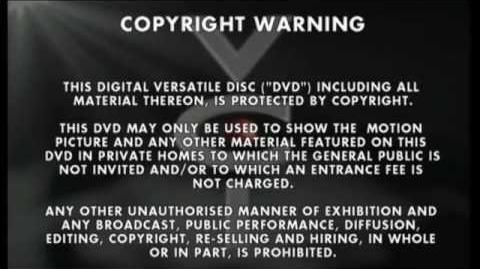 VCI DVD Ident