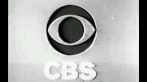 CBS Ident 1967 - The Eye from Hell