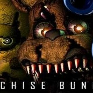 The <i>Five Nights at Freddy's 4</i> Steam artwork featured alongside the <i>Five Nights at Freddy's</i>, <i>Five Nights at Freddy's 2</i>, <i>Five Nights at Freddy's 3</i> and <i>Sister Location</i> Steam artwork in the cover art for the updated Franchise Pack.