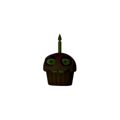 The Cupcake, as it appears in the Office.