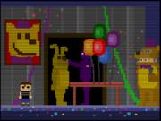 Purple Guy Helping Suit