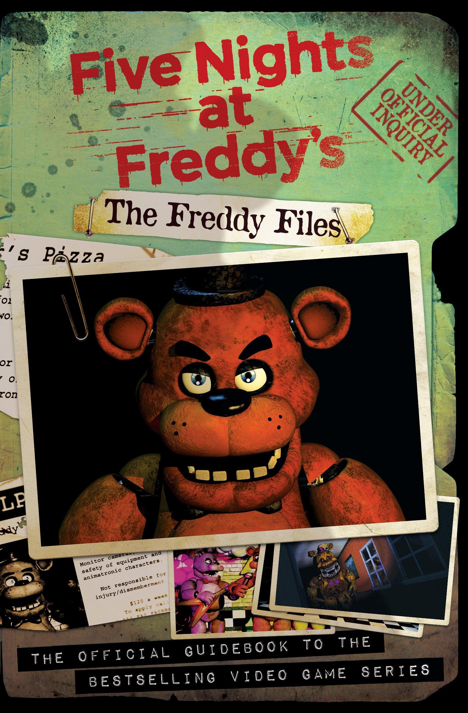 the freddy files five nights at freddys wiki fandom
