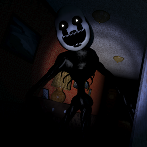 Nightmarionne in the Left Hall.