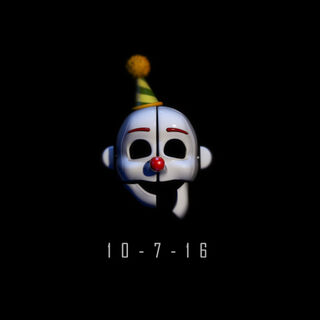 Ennard's mask from the seventh teaser.