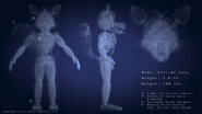 FNAFSL Funtime Foxy Blueprints