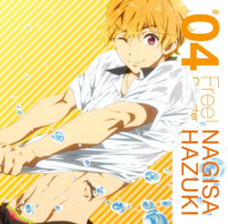 Nagisa Hazuki Character Song