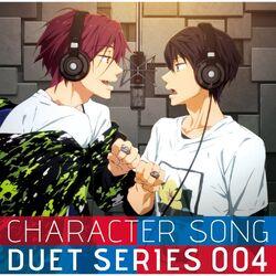 Vol.3 Haruka Nanase & Rin Matsuoka