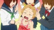 Nagisa and his bully sisters
