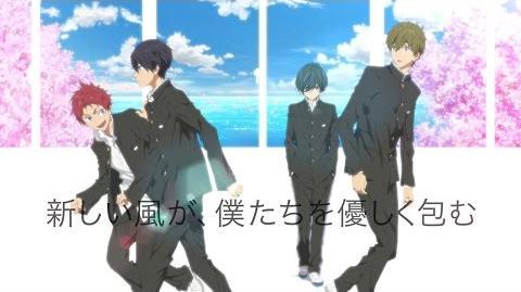 「映画 ハイ☆スピード!-Free! Starting Days-」特報第1弾