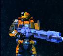 Blazer's Weapons