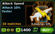 Attack Speed