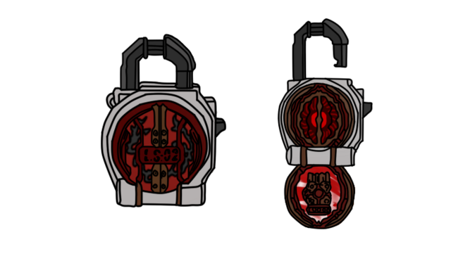 File:Red kurumi lockseed by marcospsychic-d7u68a2.png