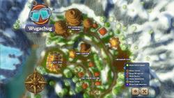 Map wugachug