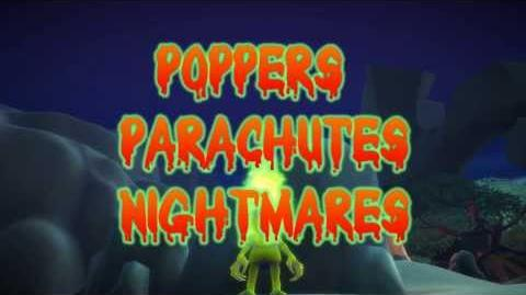 Free Realms Spooktacular Update Poppers, Nightmare and more