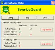 Sensiveguard