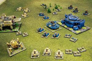 Armoured Clash - FSA-v-EotBS-land-2