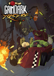 Grimdark Racing Final