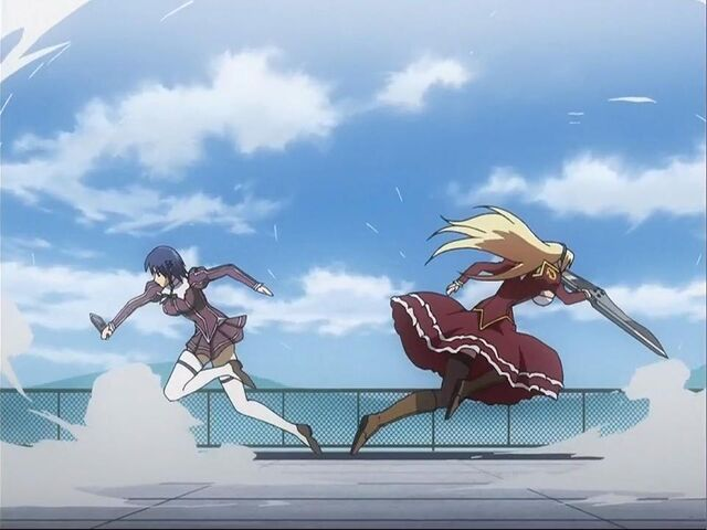 File:Freezing-03-satellizer-miyabi-battle.jpg