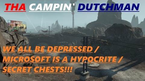 Borderlands We all be depressed Microsoft is a hypocrite Secret chests!!! (Let's play 29)
