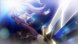 Holly anime cameo
