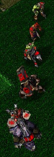 Orc units