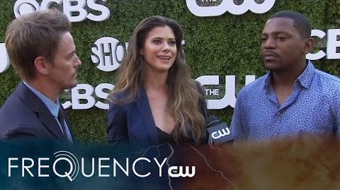 Frequency Cast Interview The CW