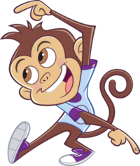 Fresh Beat Band of Spies Bo Monkey 1