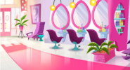 FBBOS Hair Salon Inside