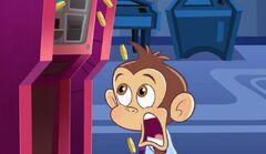 Fresh Beat Band of Spies Bo Monkey Nickelodeon Nick Jr. Character (6)