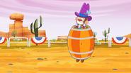 FBBOS Bo Monkey Barrel