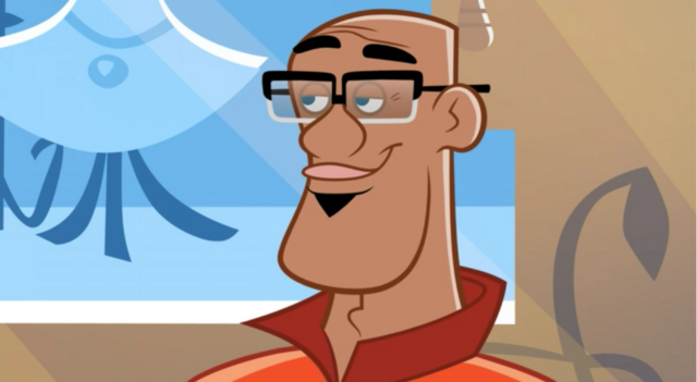 File:Fresh Beat Band of Spies Commissioner Goldstar Rubberface Rudy The Nickelodeon Nick Jr.PNG