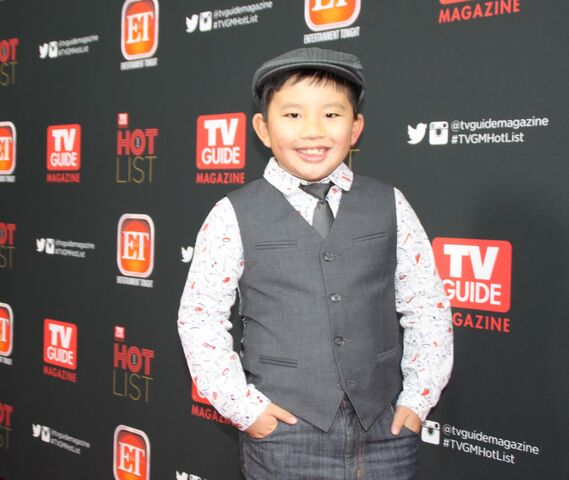 File:Albert Tsai on the Red Carpet of 2013 TV Guide Hot List Party 110413.jpg