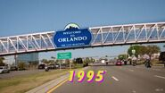 Orlando in 1995