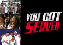 You Got Served Movie B2k and marques Houston