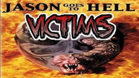 Jason Goes To Hell - Victims