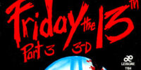Friday the 13th Part III (Michael Avallone novel)