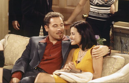 Monica and pete