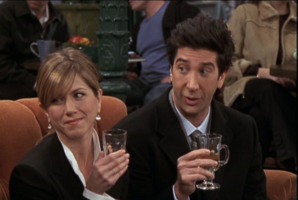 Rachel & Ross -10x14