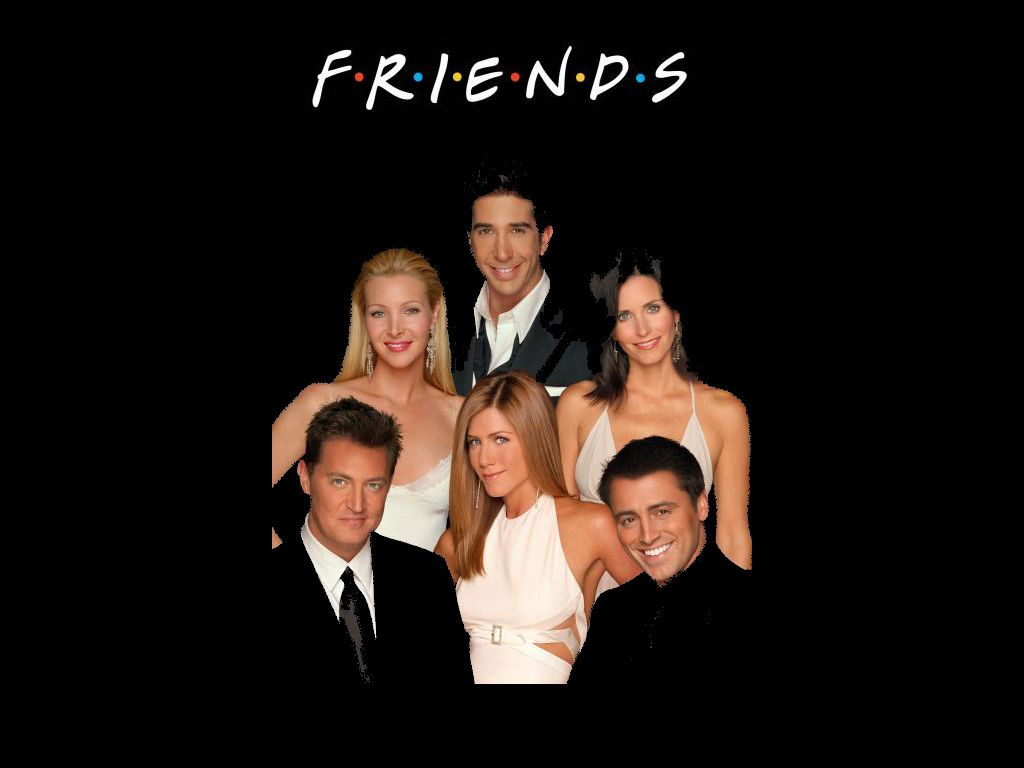 Image - Friends Season 10 Logo.jpg | Friends Central | Fandom ...