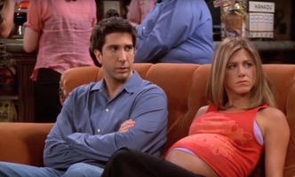 Rachel & Ross - TOW Rachel Is Late